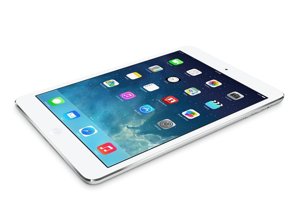 """The second iPad Mini gets its first """"Retina Display"""""""