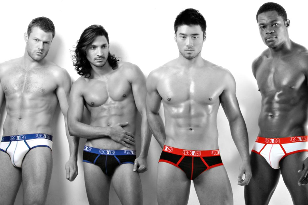 The 4SKINS odor neutralizing underwear