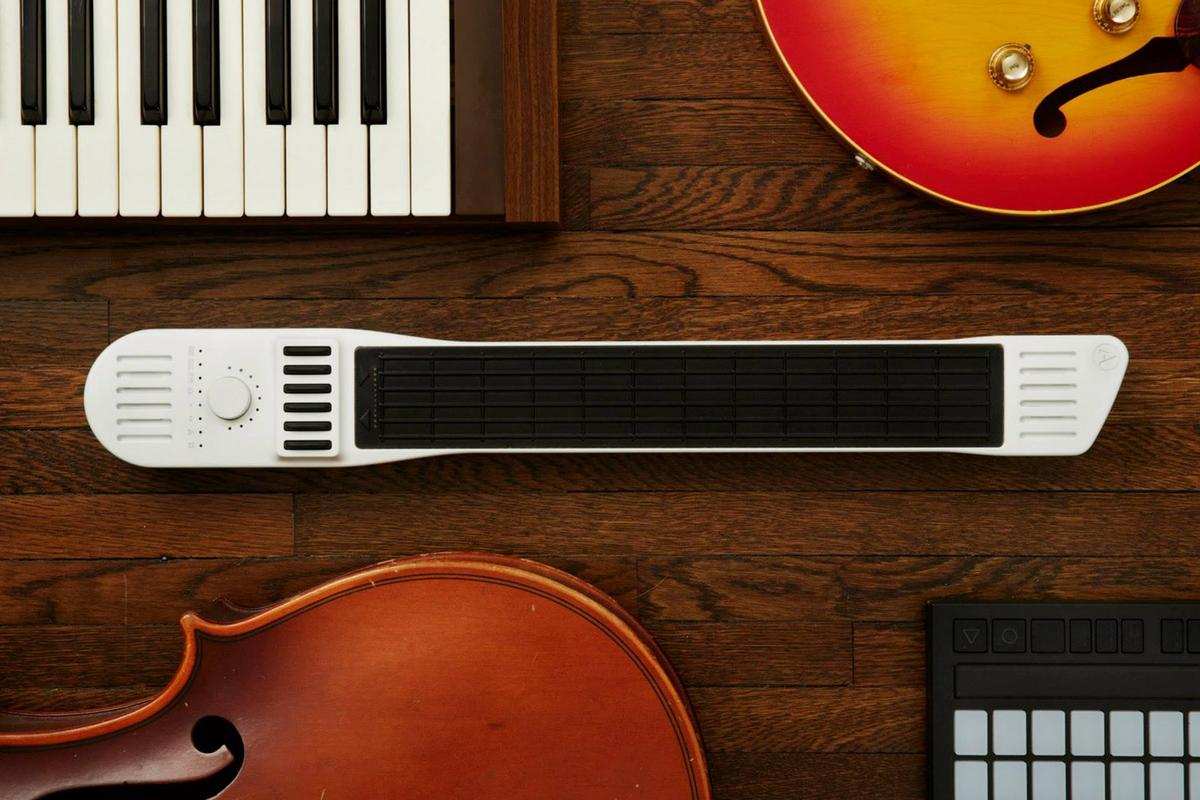After years of development, Artiphon's Instrument 1 finally hit Kickstarter last week