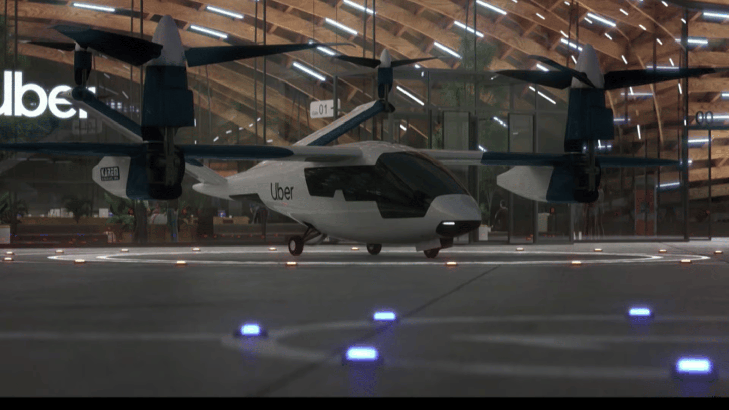 Karem Aircraft is using its military tilt-rotor experience to develop the Butterfly tilt-rotor eVTOL air taxi