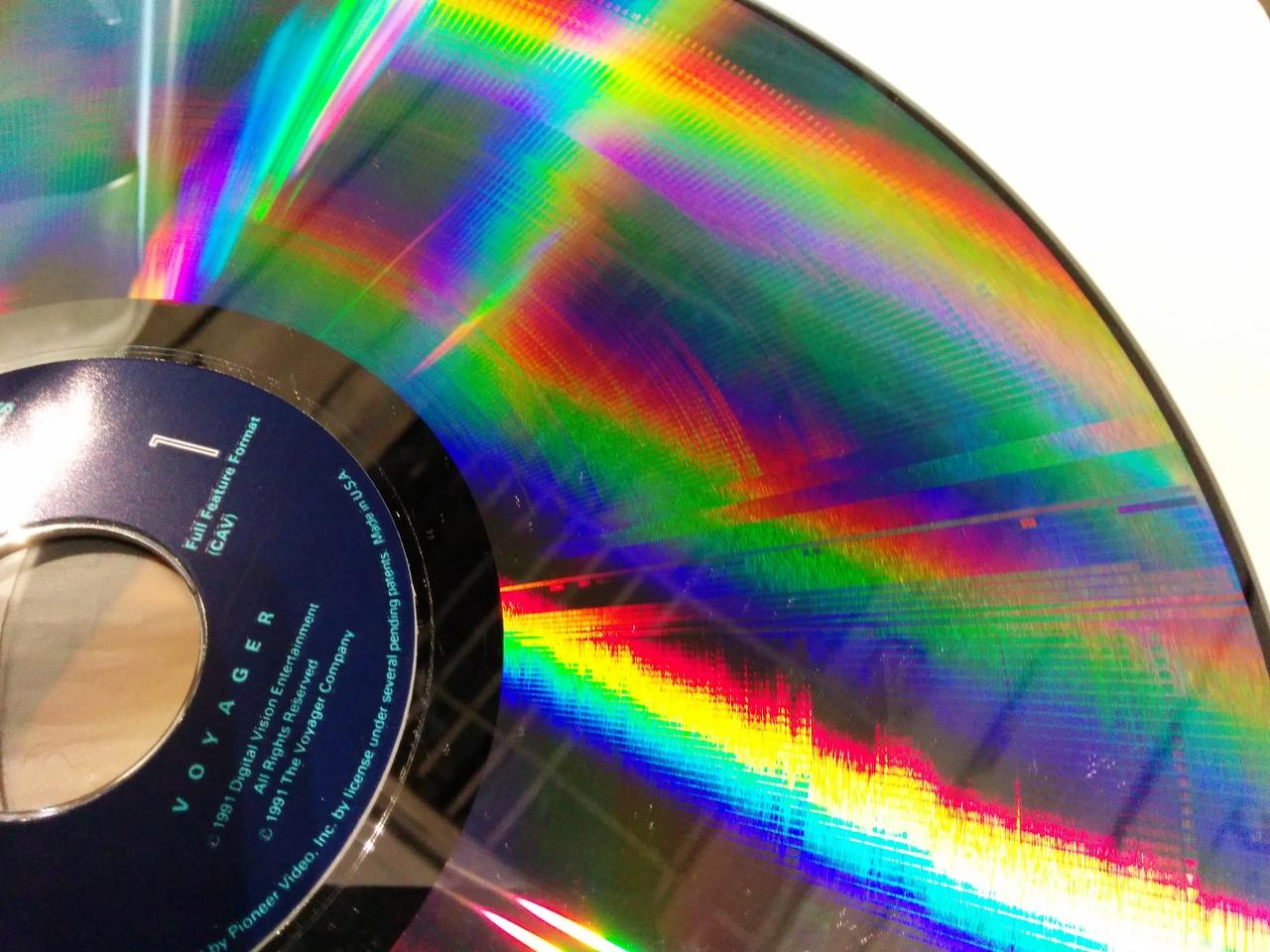 For over 20 years the Laserdisc carved a solid niche in the home entertainment market embraced by cinephiles and setting the precedent for the special feature wave for DVD and Blu-Ray
