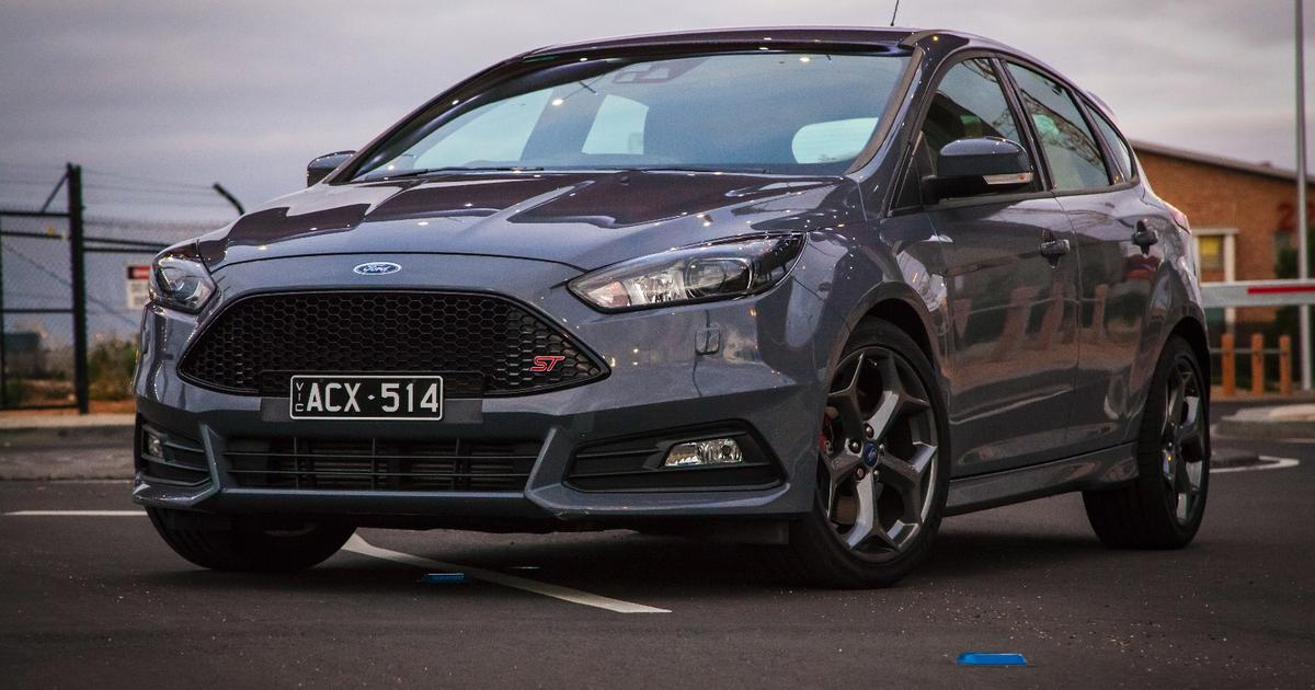Review: Ford's Focus ST is a fun, fast performance bargain