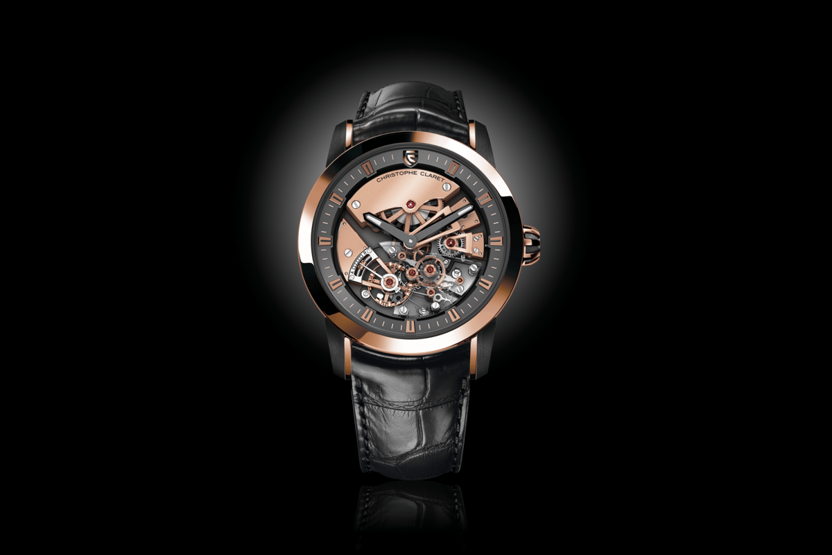 The Christophe Claret Maestoso