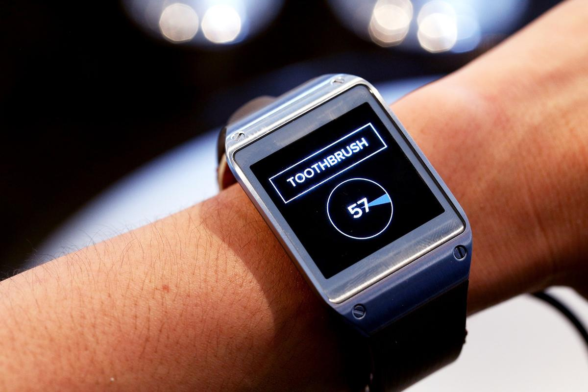 This form of wireless communication holds great potential to bring new layers of functionality to the smartwatch