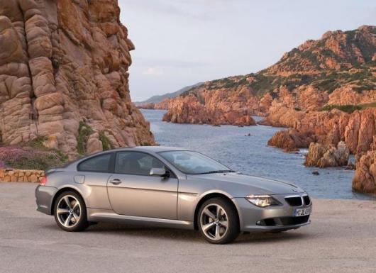 New BMW 635d