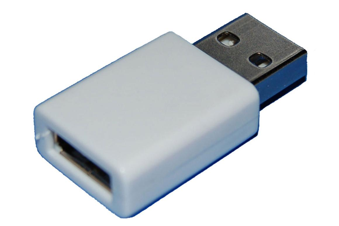 The iXP1-500 adapter is guaranteed to charge your iPad via a USB 2.0 connection