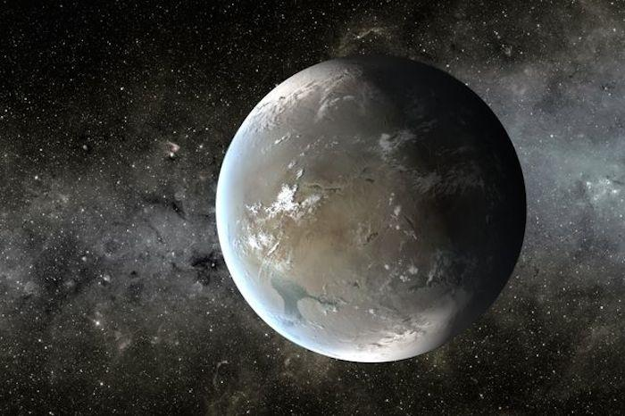 Computer simulations have revealed that exoplanet Kepler 62-f may be habitable