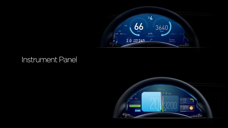 LeTV and Aston Martin present a digital Rapide S cockpit