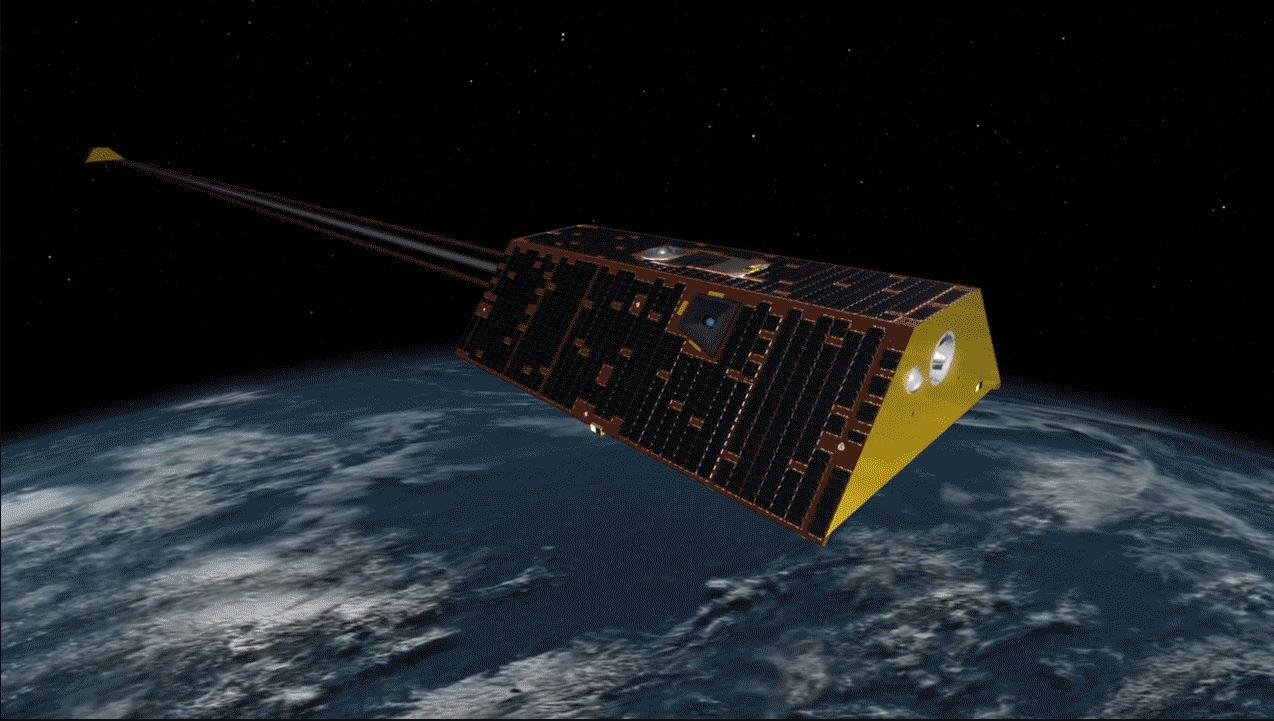 GRACE-FO will demonstrate the effectiveness of using lasers instead of microwaves to more precisely measure fluctuations in the separation distance between the two spacecraft