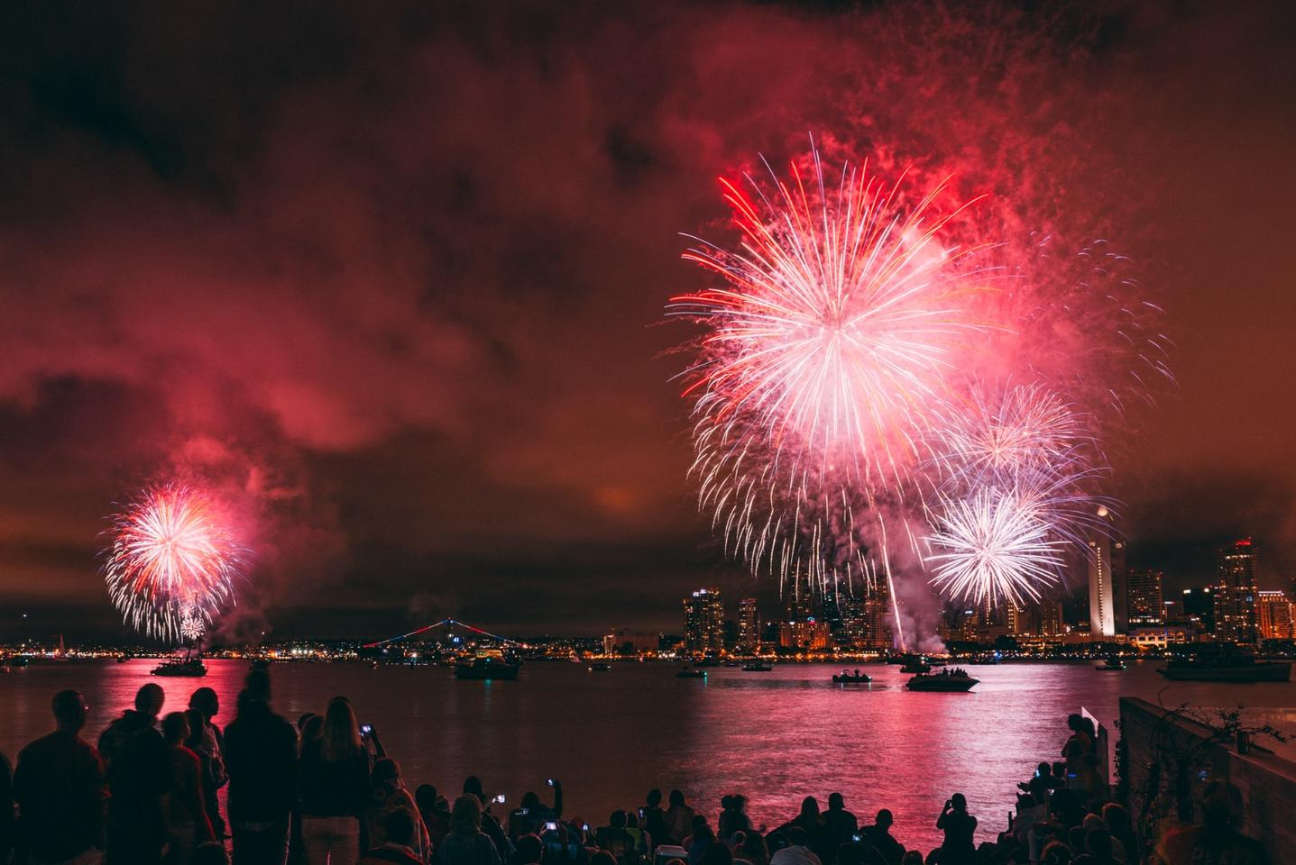Fireworks photography: How to get creative and capture the