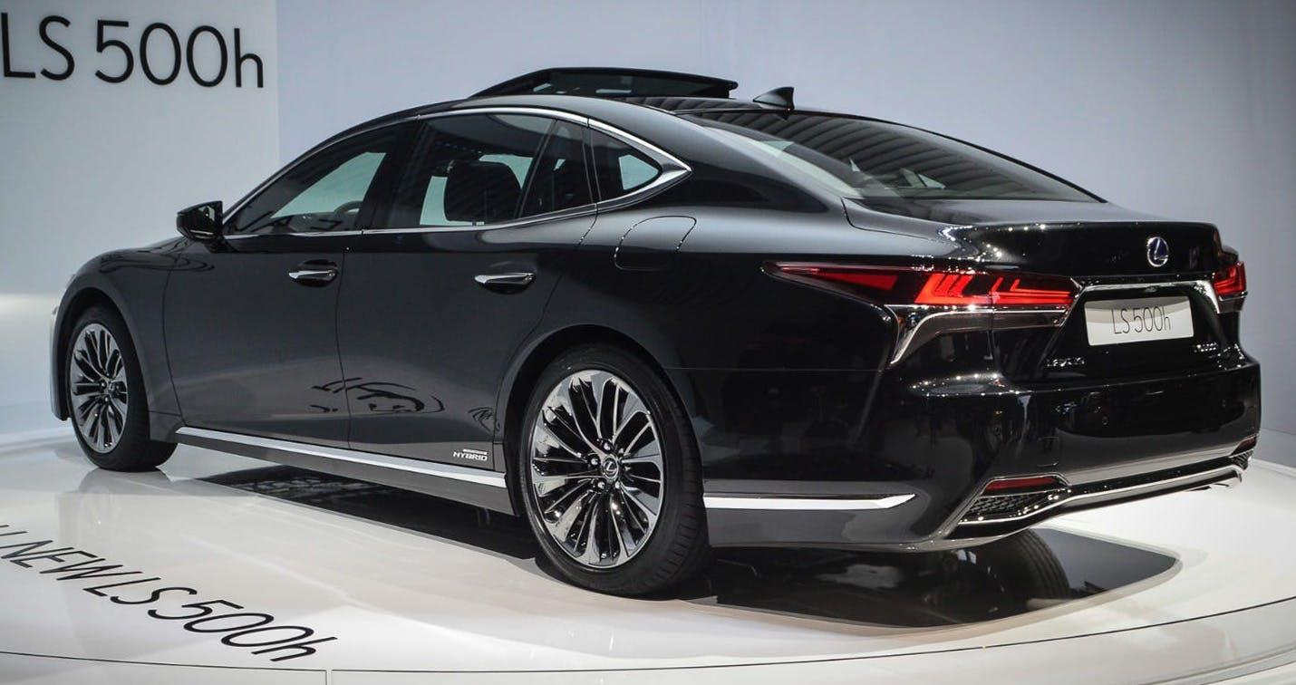 Lexus is competing with well-established European designs and has thus begun to set itself apart by going bolder in styling