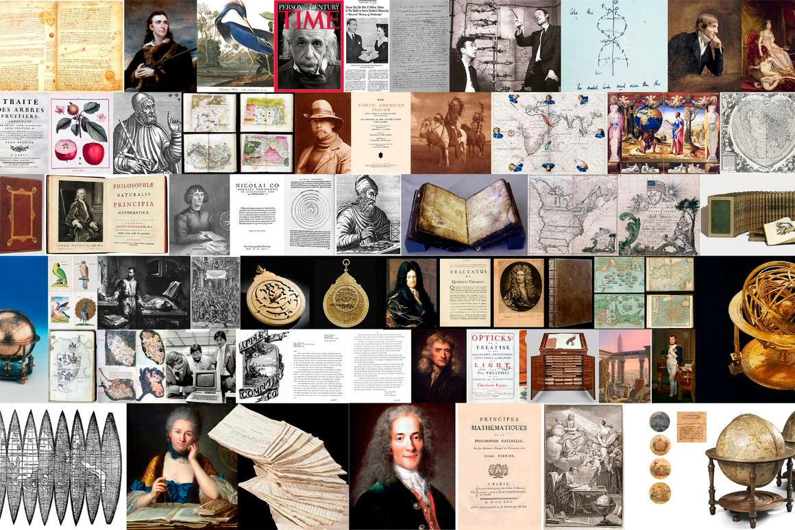 An analysis ofthe world's most valuable scientific documents and manuscripts, and it illustrates both how far science has come in a relatively short time, and how little we value our legacy in monetary terms