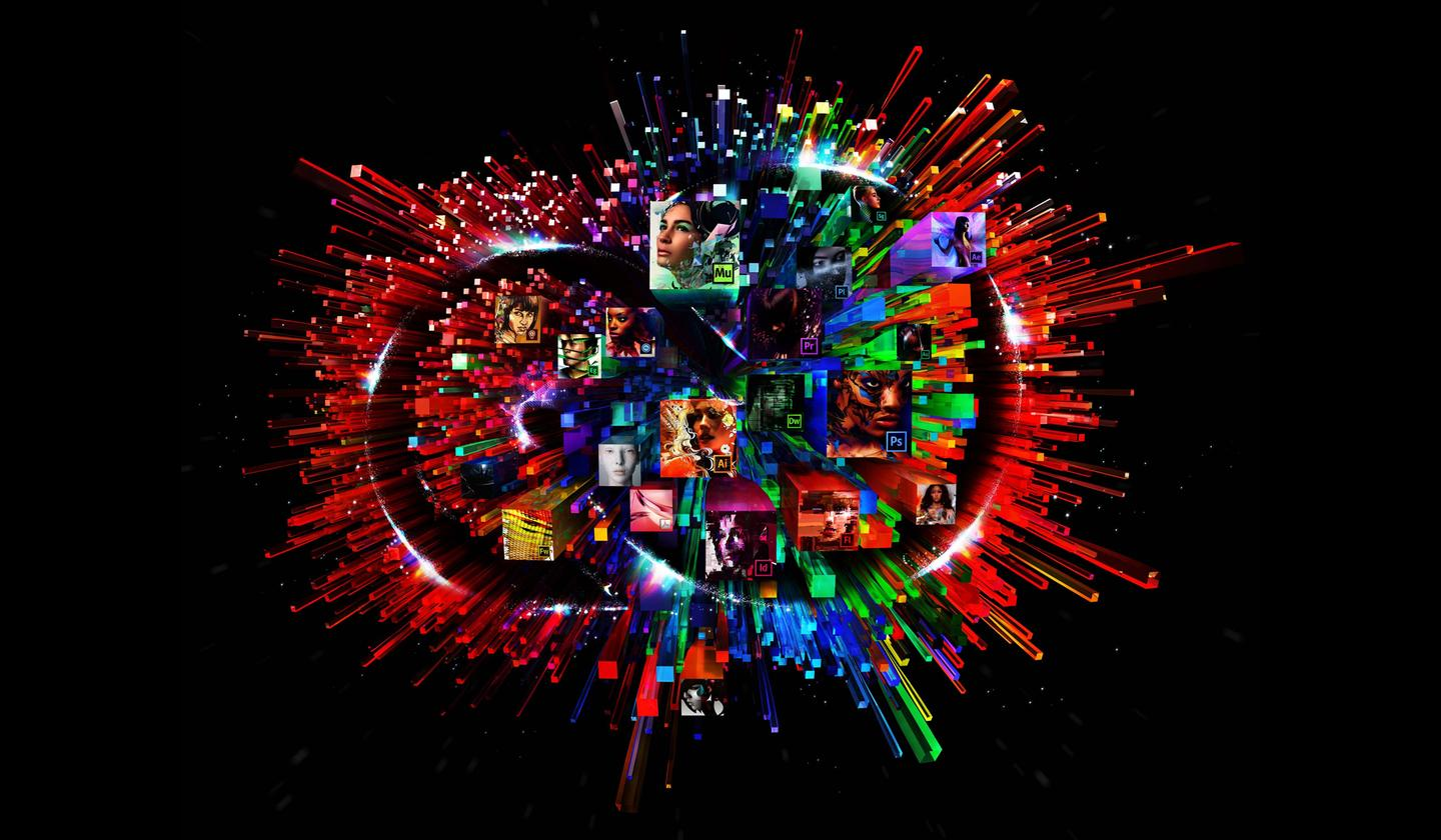Adobe's Creative Cloud gives subscribers access to all CS6 desktop applications and a range of extras