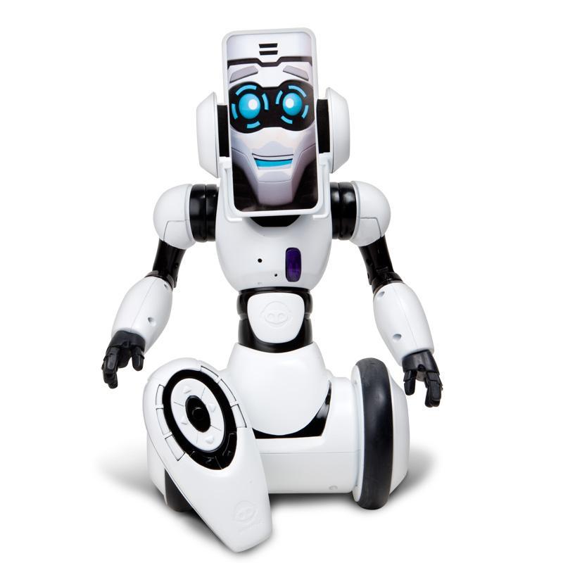 RoboMe vous permet de personnaliser des avatars robotiques avec des grimaces et des comportements originaux