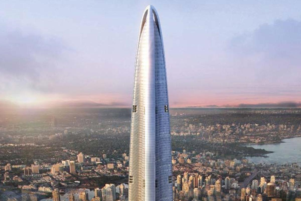 The Wuhan Greenland Center