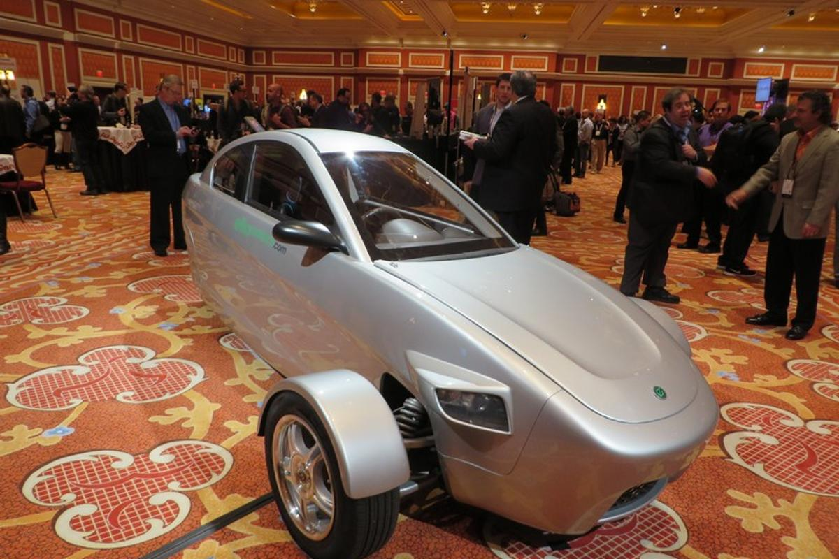 Elio Motors announces its next step toward production