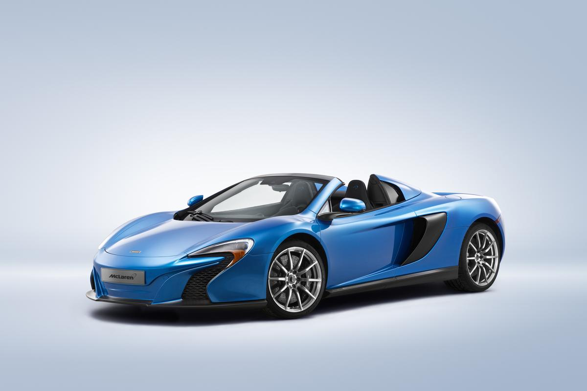 50 examples of the MSO 650S Spider will be built