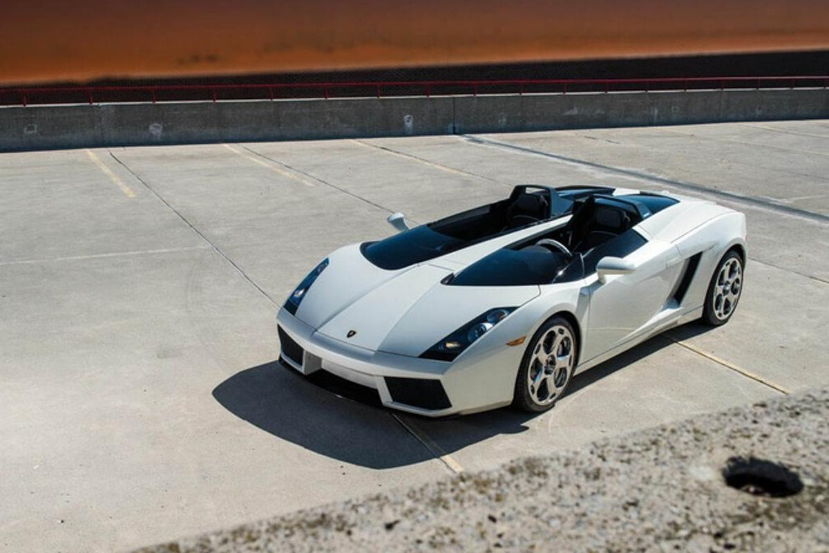 Originally designed with a limited production run, the high cost and labor-intensive production required meant that Lamborghini only produced the one road-going version of the Gallardo S