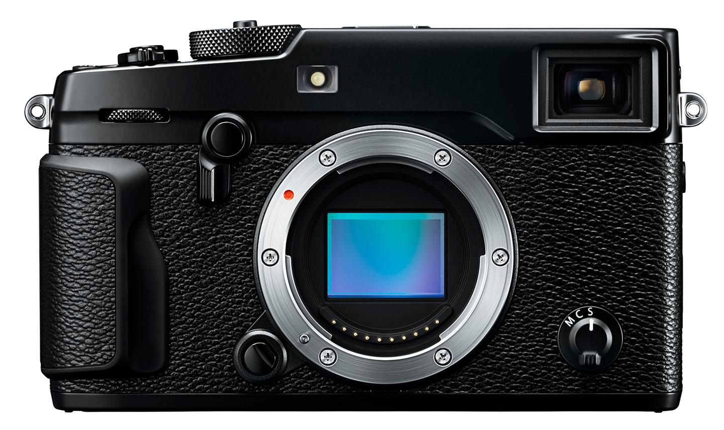 The Fujifilm X-Pro2 features a new 24-megapixel APS-C X-Trans CMOS III image sensor