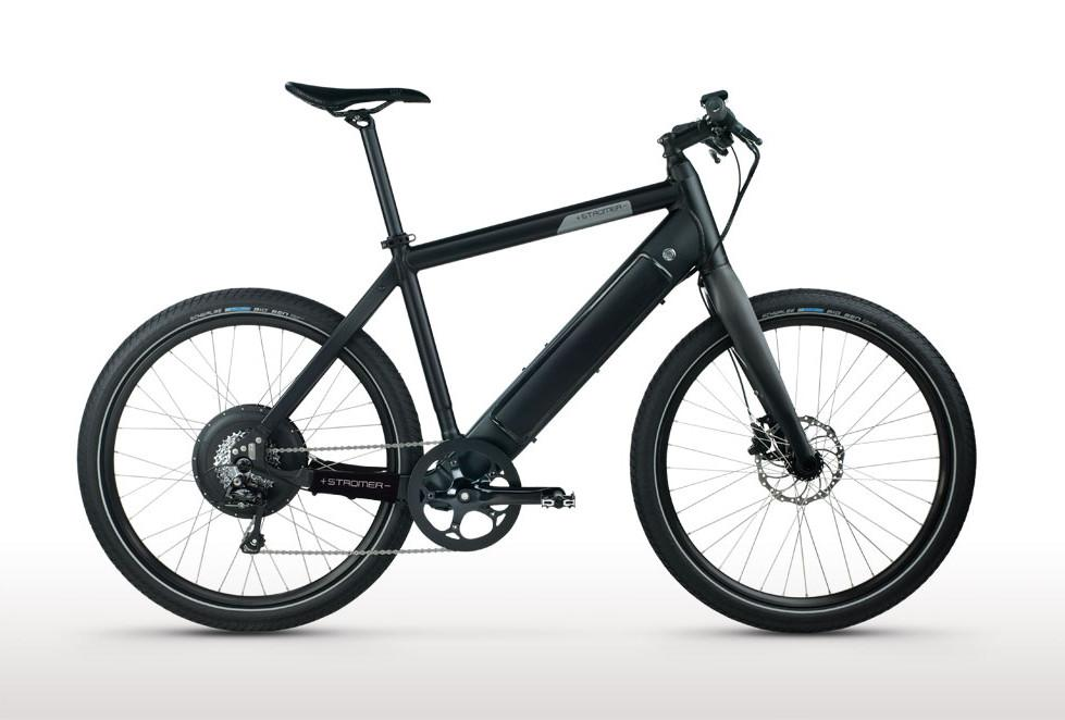 Stromer ST1 pedal-assisted electric bike