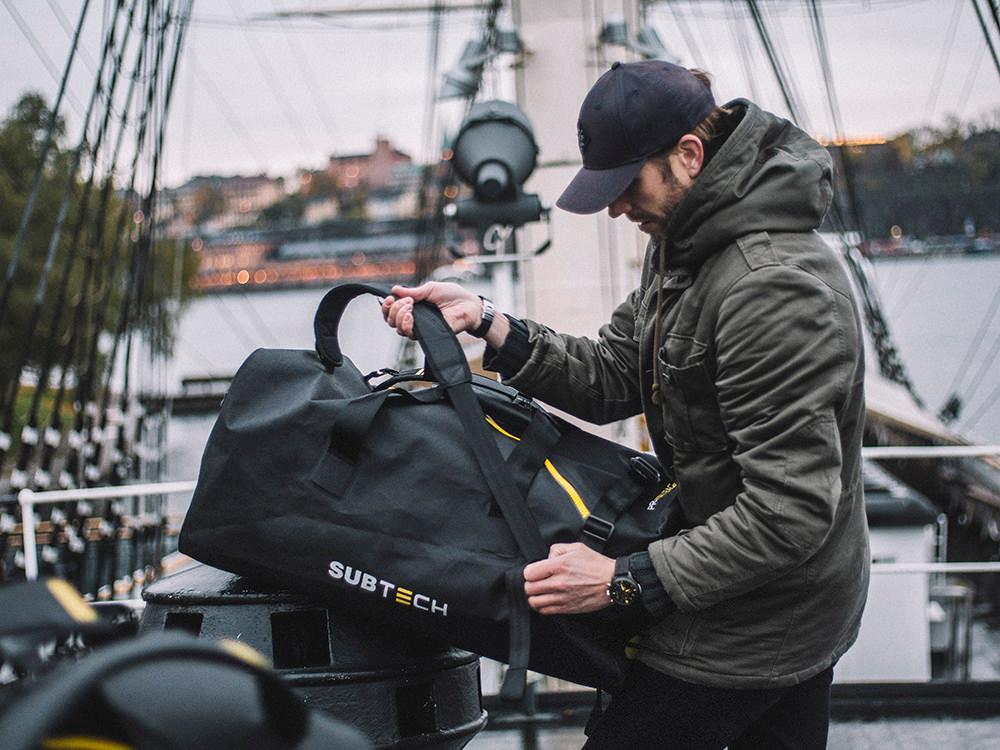 Pro Drybag 2.0: 100-liter bag