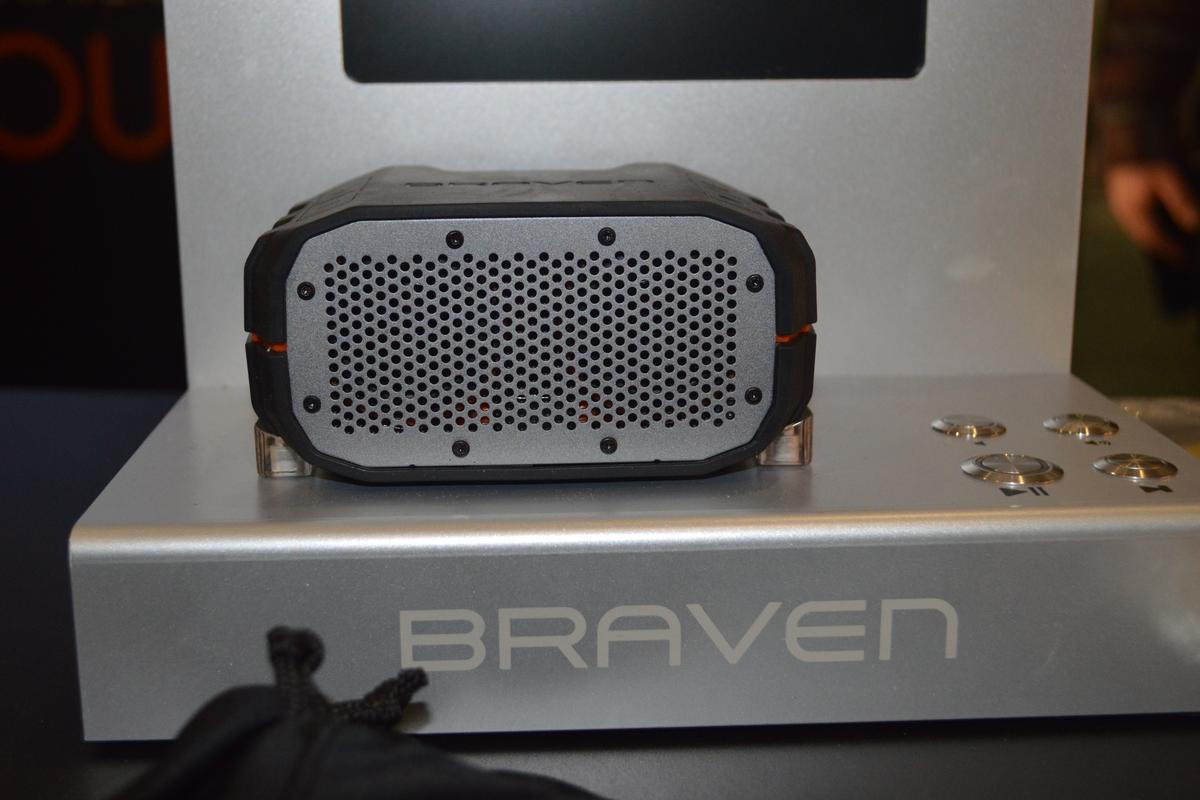 The BRV-1 starts shipping in about two weeks