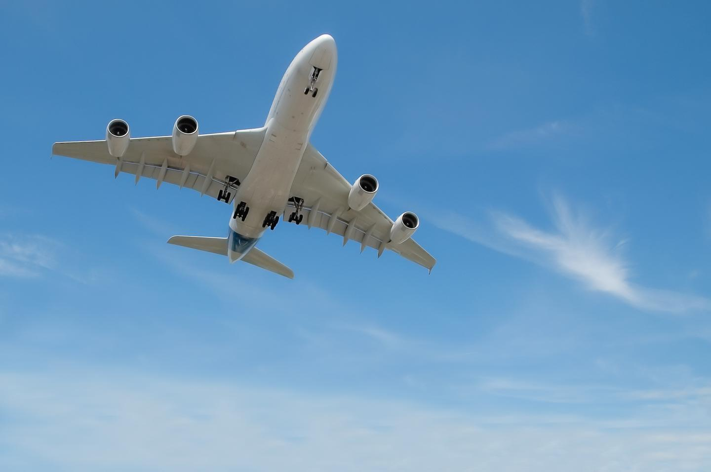 Airliners may be getting quieter – on the inside (Photo: Shutterstock)