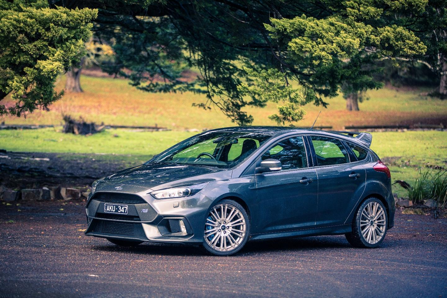 The pumped up Focus RS is a true hyper hatch