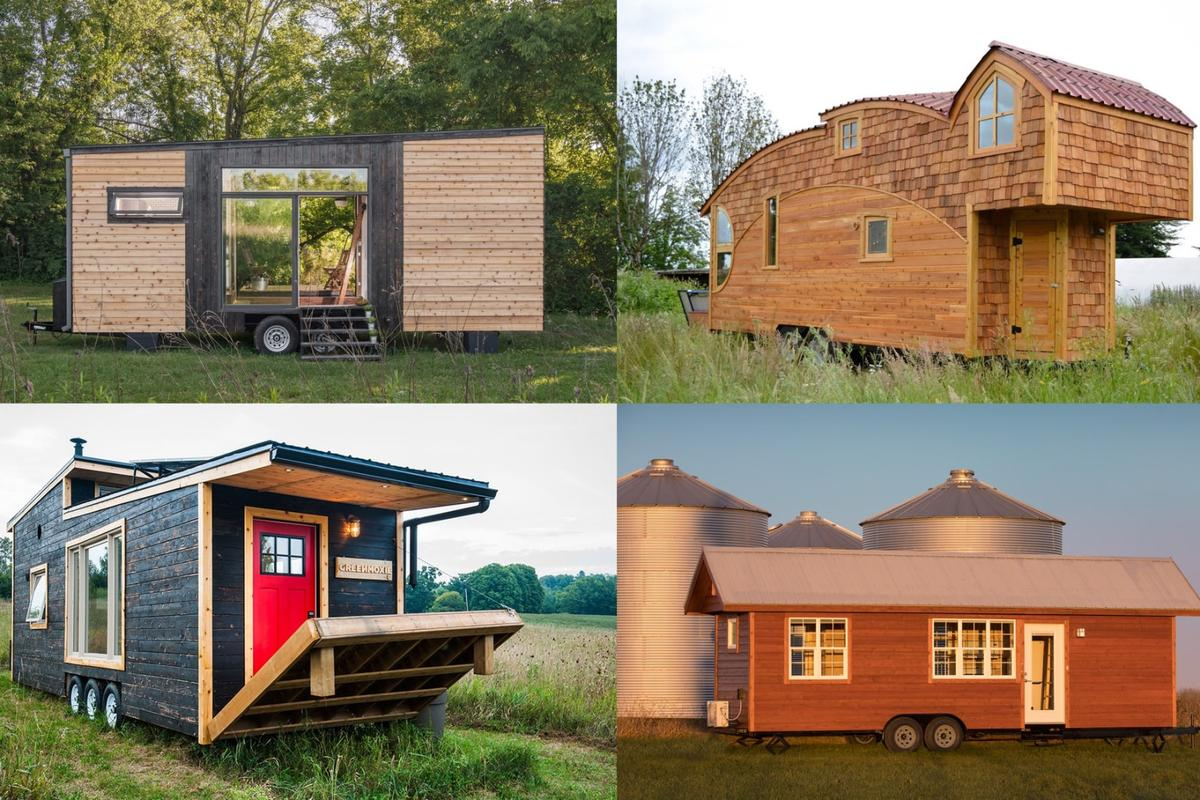 New Atlas highlights10 of the most innovative, interesting, and attractive tiny houses we've come across in 2016