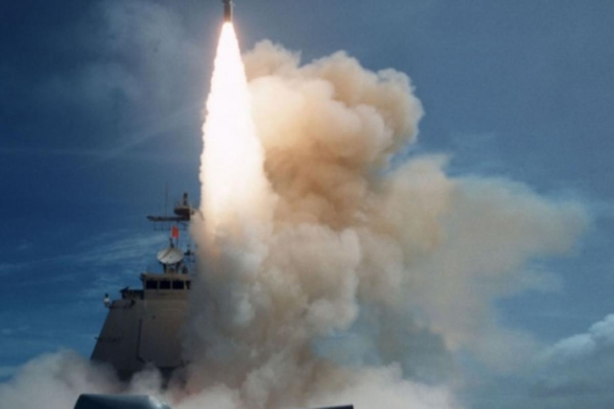 Aegis Extended Range MissilePhoto: Ratheon