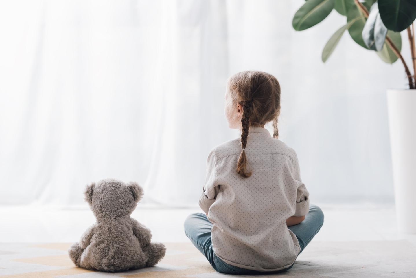 Many children suffering from ill mental health under the age of eight go undiagnosed