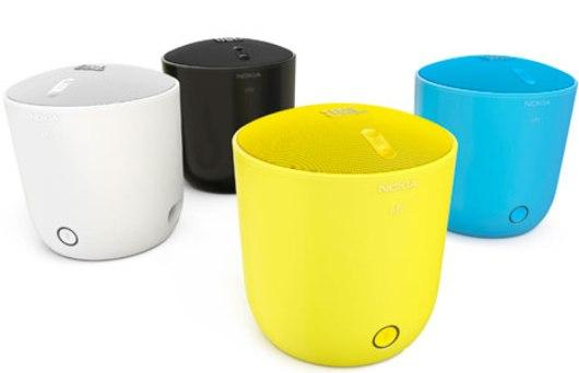 Nokia's new PlayUp range of speakers was created with JBL and follows up on a previous range called Play 360°