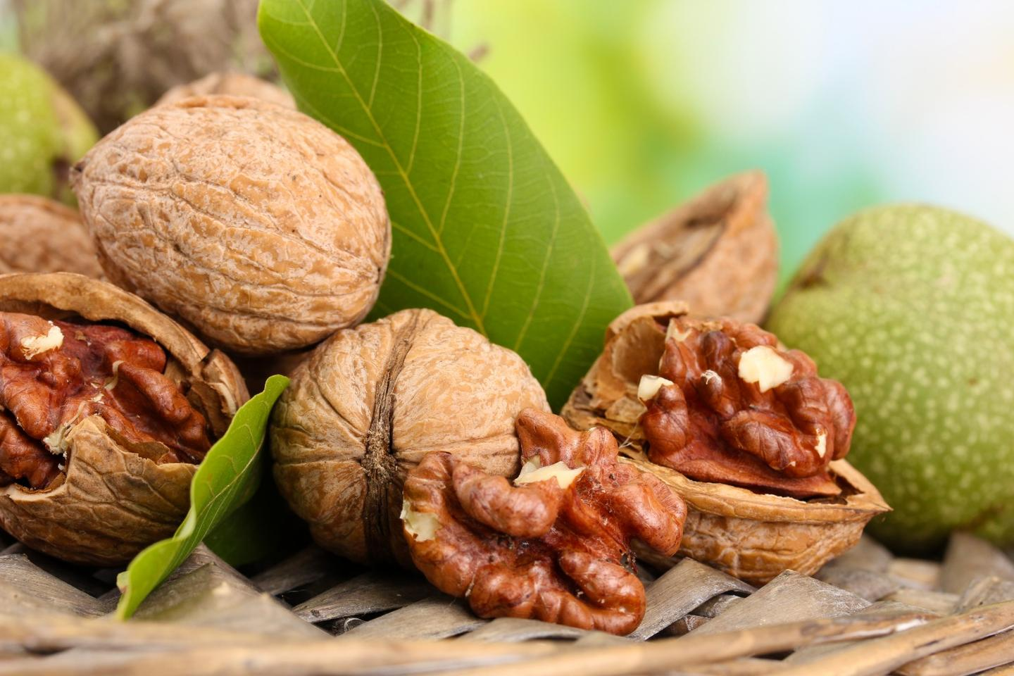 Walnuts contain an omega-3 that could lower blood pressure, although that's apparently not the whole story