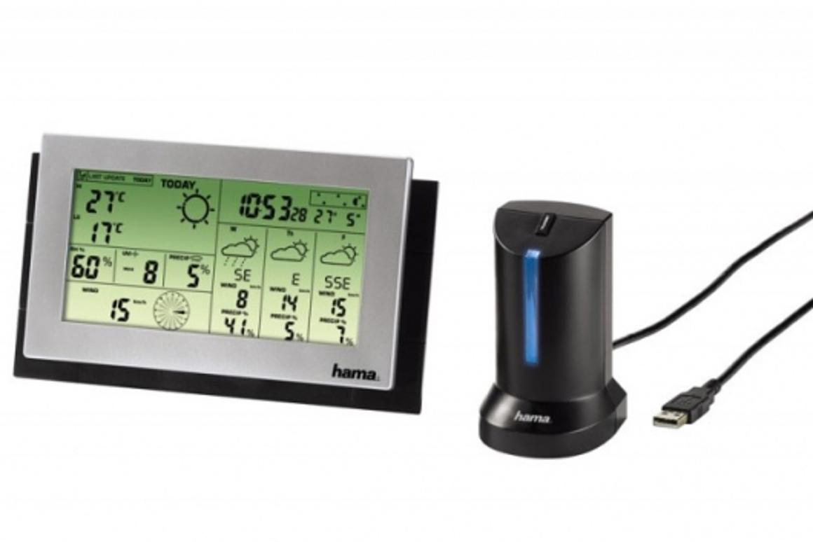 Hama WDS-300 Weather Data Receiver