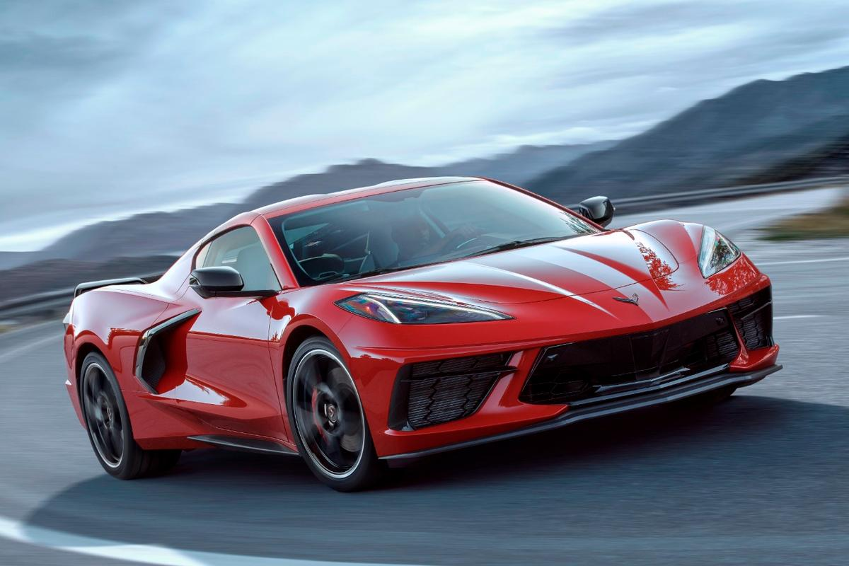The 2020 Corvette enters showrooms later this year and begins delivery in late 2019
