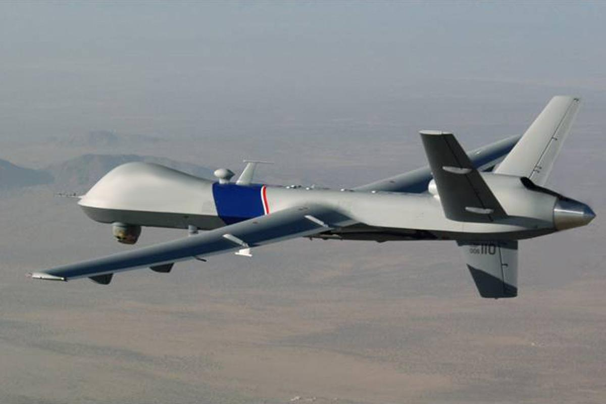 A Sense and Avoid (SAA) system that allows UAVs to operate safely around other aircraft in flight has been flight tested on a Predator B