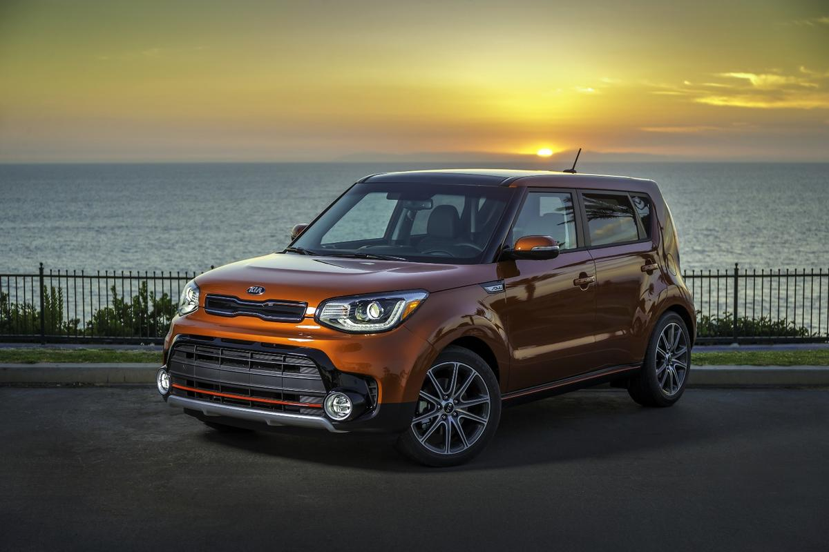 The Kia Soul gets turbocharged