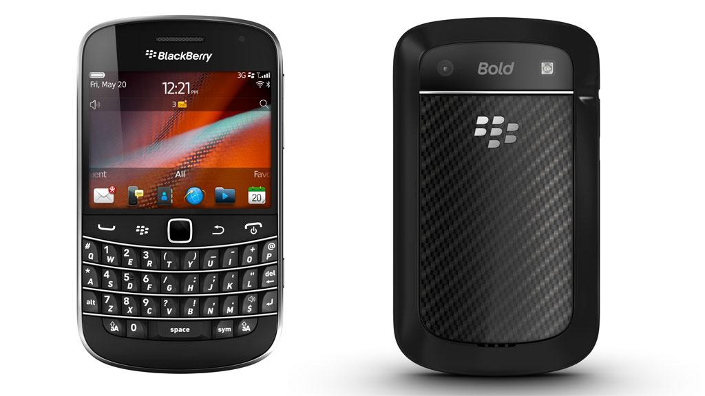 The new BlackBerry Bold 9900 and Bold 9300 smartphones will run on BlackBerry OS 7