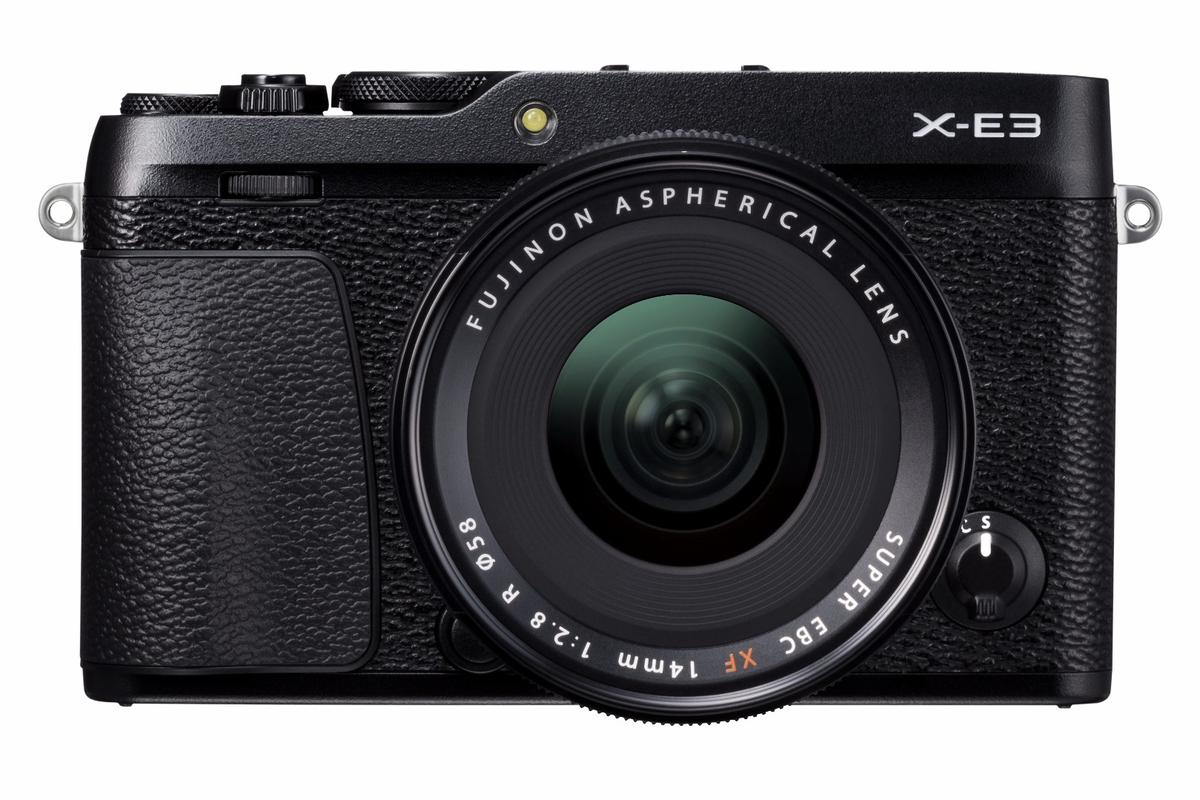 New to the Fujifilm X-E3 mirrorless camera is 4K video, Bluetooth and improved subject tracking