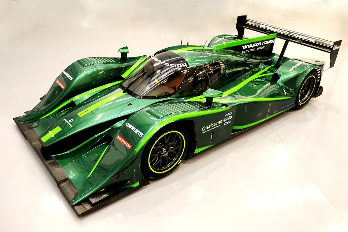 Drayson Racing Technologies and the Lola Cars group have just revealed what is intended to be the fastest electric-powered racing car in the world - the Lola-Drayson B12/69EV