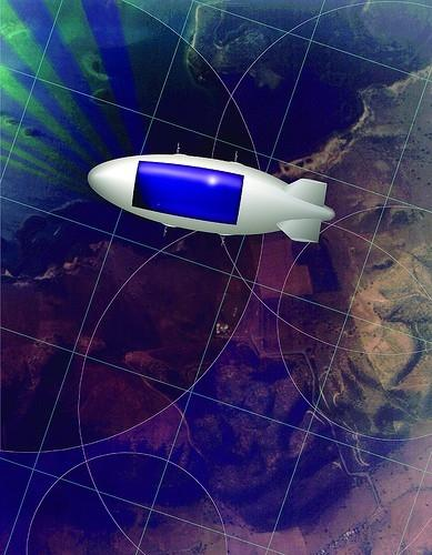 HAA is an un-tethered, unmanned lighter-than-air vehicle that will operate above the jet stream above 70,000 feet (over 21 km high) in a geostationary position