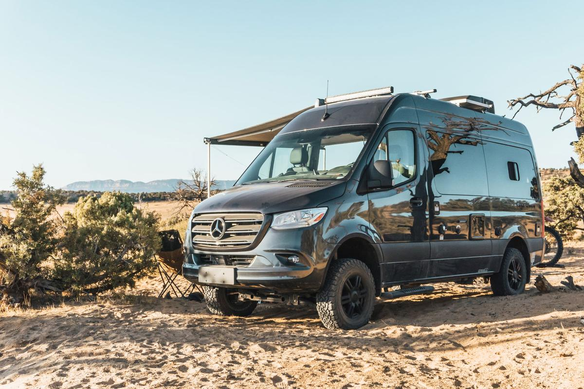 Thor Sanctuary camper van