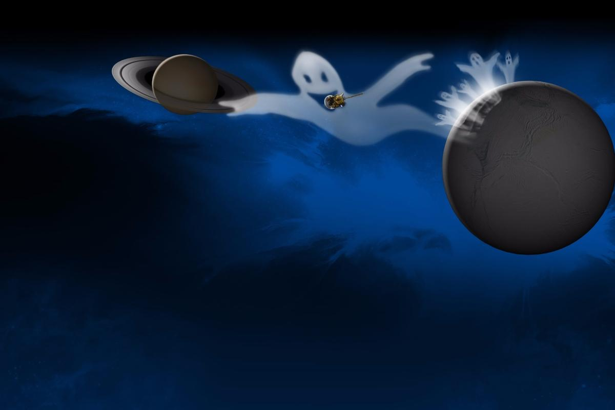 NASA wants to help get you in the Halloween spirit