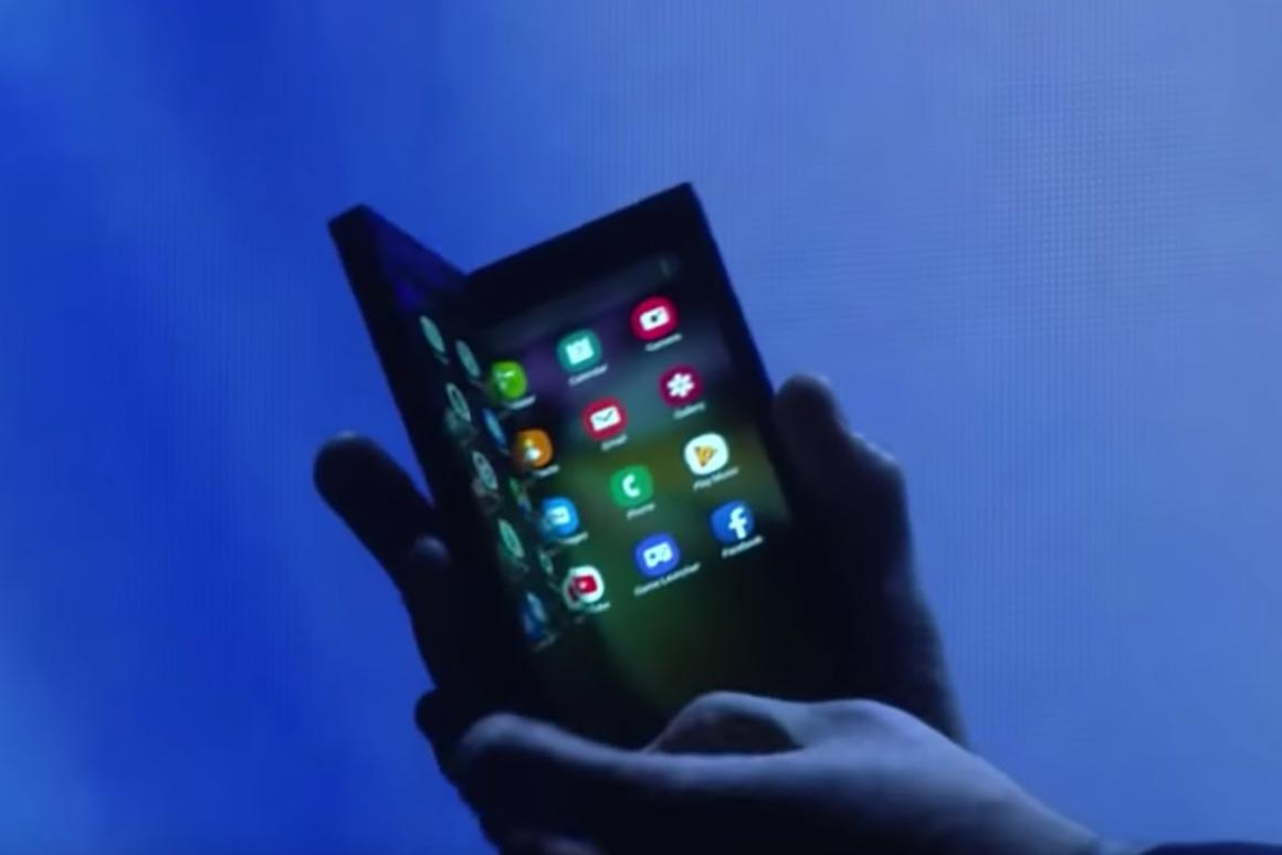 Folding screen phones from Samsung, Sony, LG and more on the
