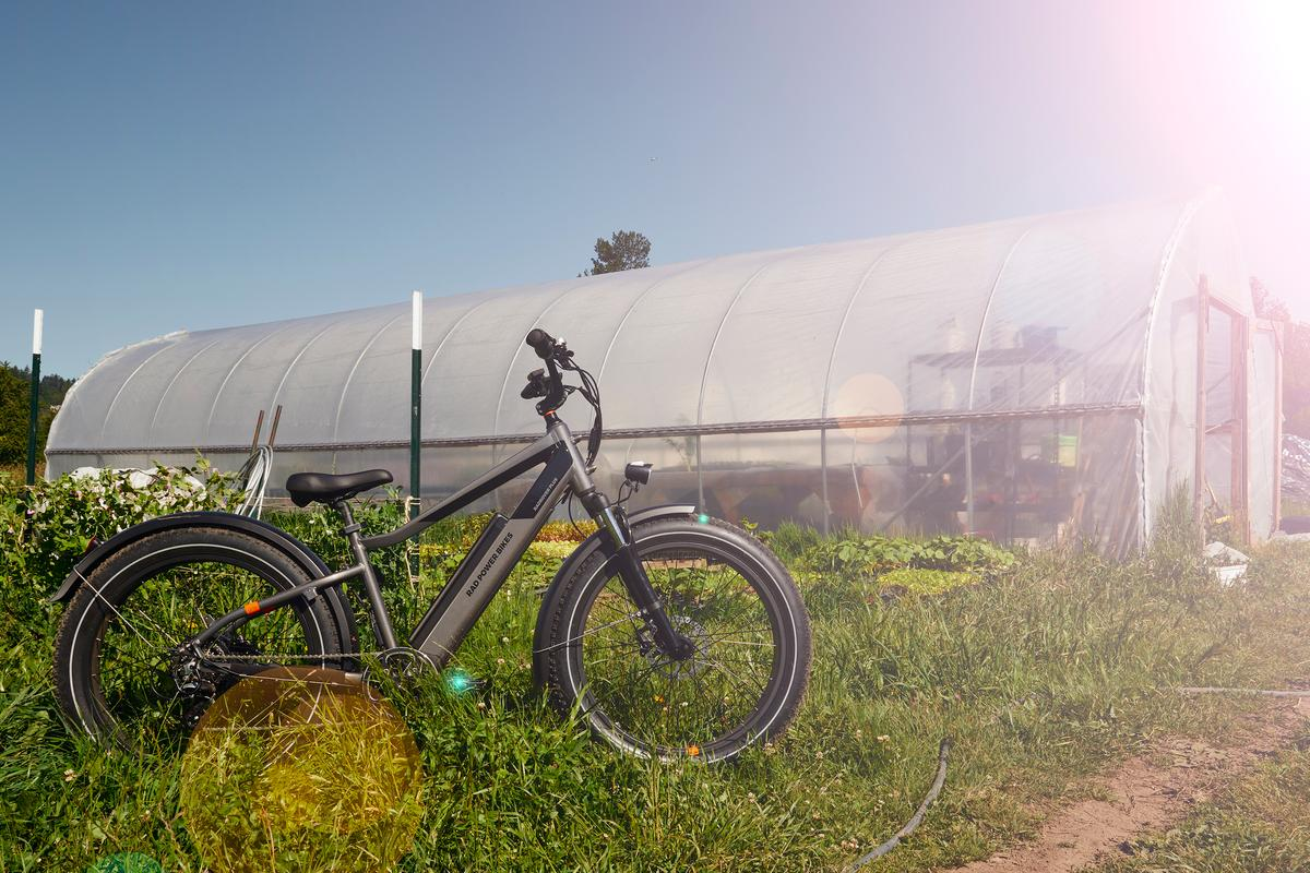 The RadRover 6 Plus ebike is redesigned to open it up to riders from 5 foot 2 inches in height