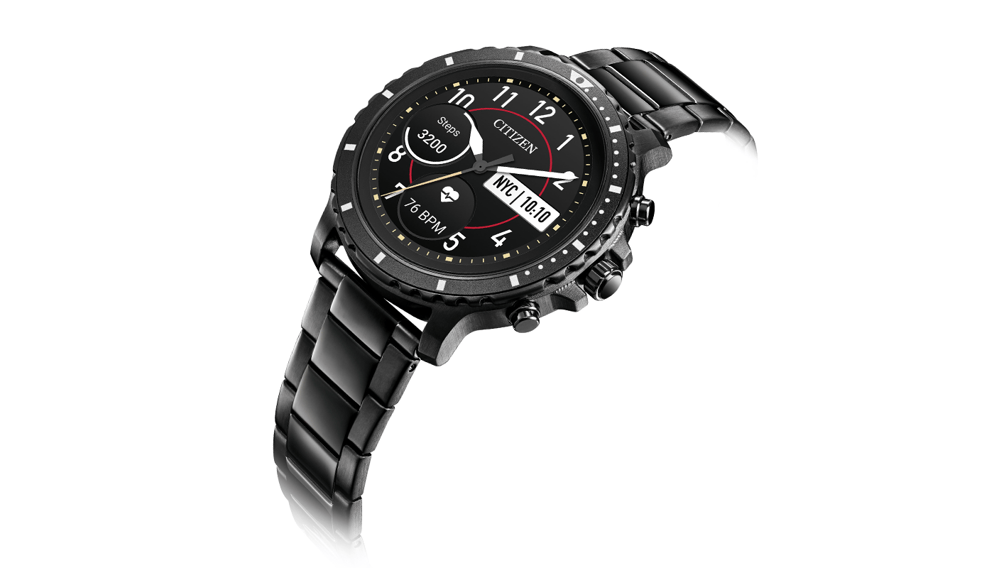 The CZ Smart is Citizen's first foray into wearable technology