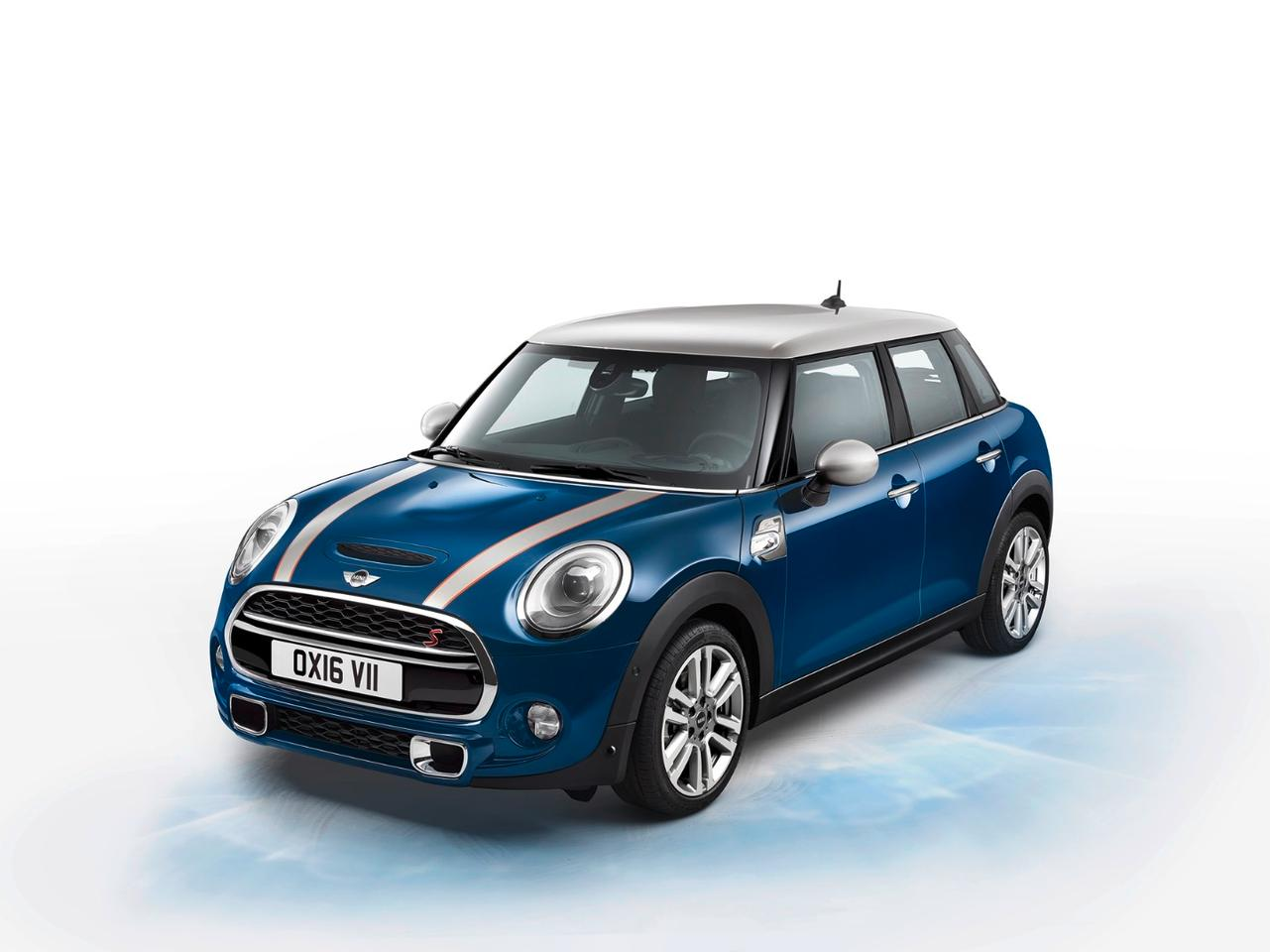 "Mini says the Seven retains what it calls its ""hallmark brand go-kart feeling"""