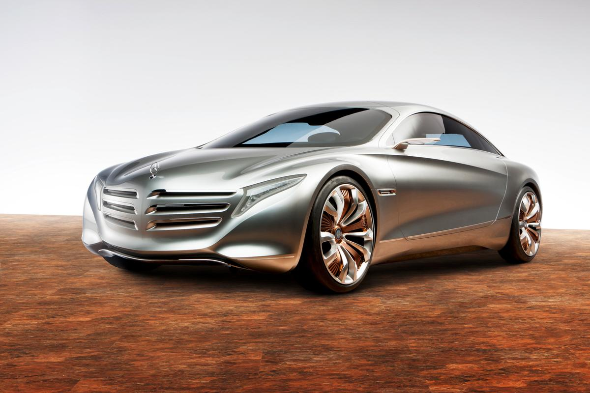 The F 125! research vehicle is a glimpse of 2025 motoring from Mercedes-Benz