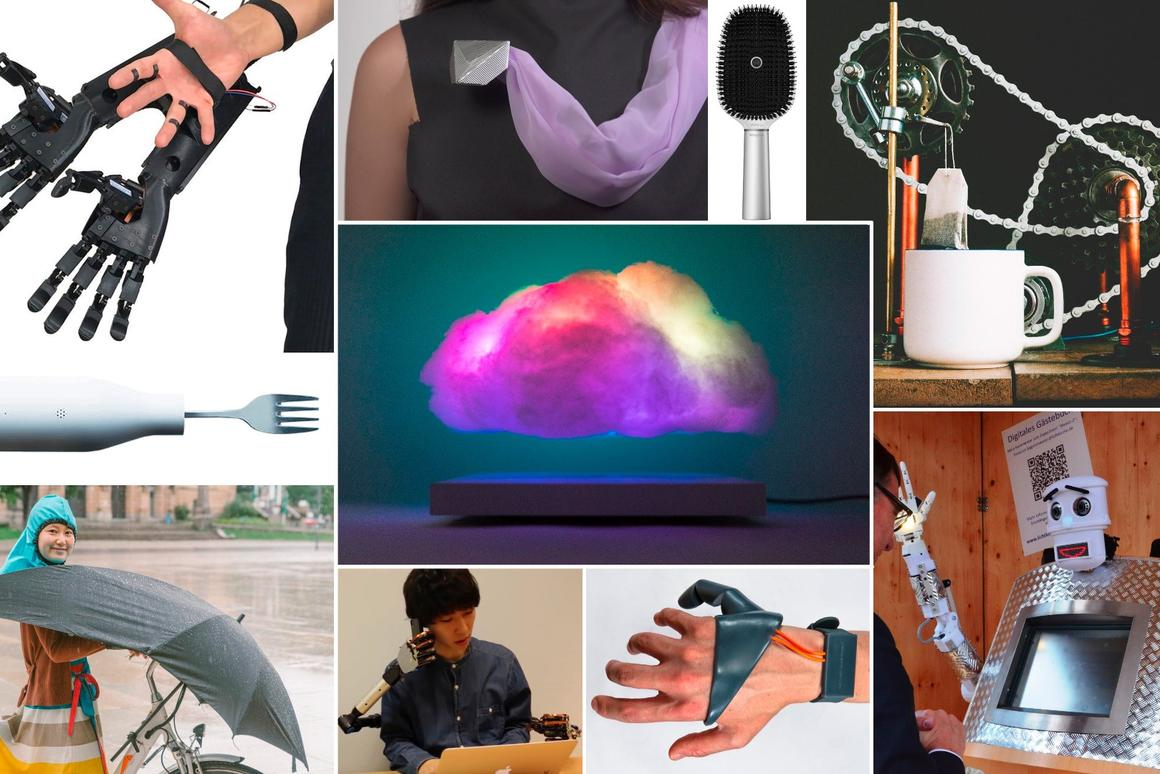 """We look at some of the more """"interesting"""" inventions to cross our desks in 2017"""