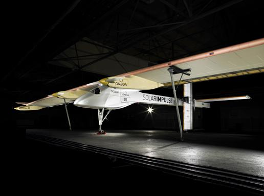 Solar Impulse prototype HBSIA (Photo: Solar Impulse)